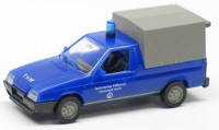 THW ModelleSkoda Favorit Pick-Up  Berlin CS-train