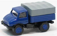 THW ModelleMercedes-Benz  Unimog MLW II  Euromodel