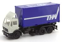 THW ModelleMercedes-Benz NG Containerchassi  Hannover Herpa