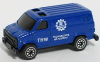 THW ModelleChevrolet  Transporter   Welly